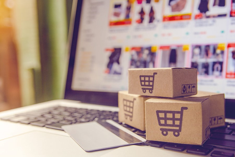 ecommerce booms during Covid-19 lockdown