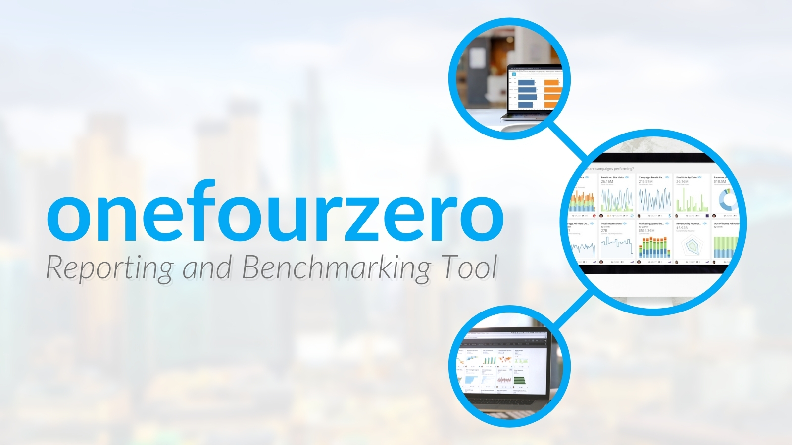 reporting and benchmarking tool